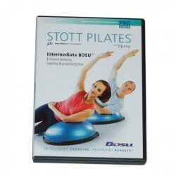 BOSU DVD Intermediate Pilates BOSU