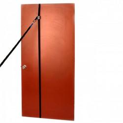 Slider Anker   voor bevestiging aan deur