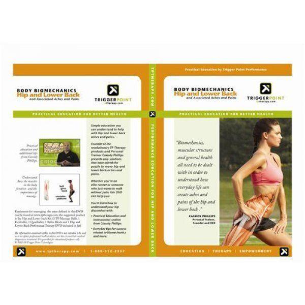 Body Biomechanics for Hip-  Lower Back