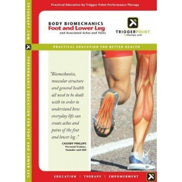 DVD Body Biomechanics for Foot - Lower Leg