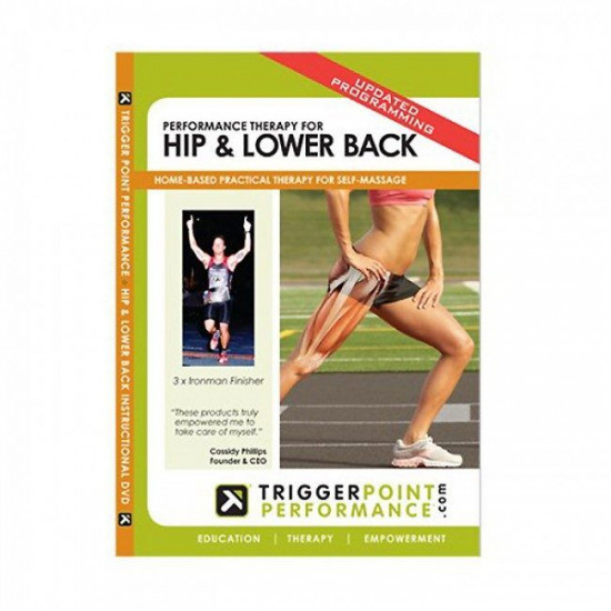 Performance Therapy for Hip - Lower Back