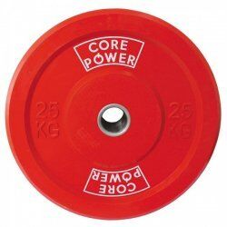 Olympic Bumper Plate 25 kg Core Power