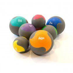 Rubber medicijnballen 1- 2 -3 - 4 - 5 -  6 - 8 en 10kg