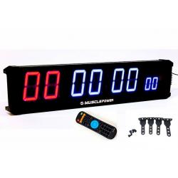 Interval Timer 8-Digit met afstandsbediening