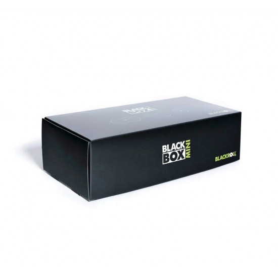 BLACKROLL® BLACKBOX MINI SET black