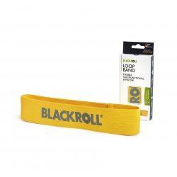 BLACKROLL® Loop Band - Exercise Band - Geel - Extra Licht