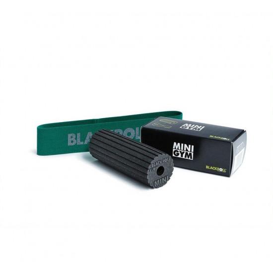 BLACKROLL® MINI GYM SET - Mini Flow Foamroller en Loop Band Weerstandsband