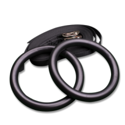 Massief stalen ringen