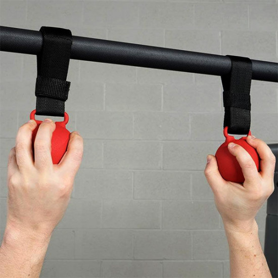 Cannon ball grips