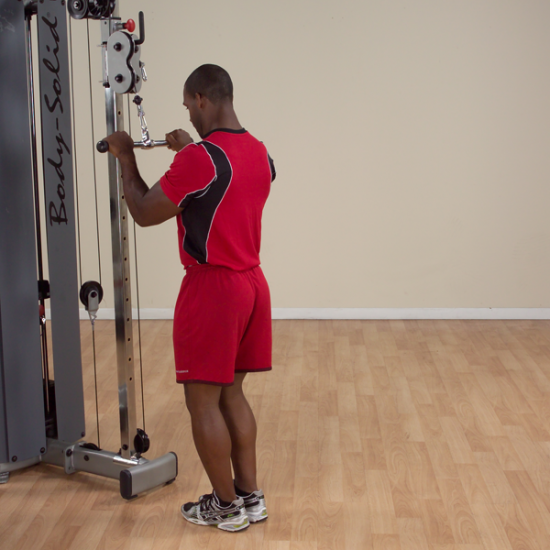EZ Triceps-Biceps Bar Progrip