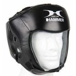 Hammer Boxing Hoofdbeschermer Fight - Zwart