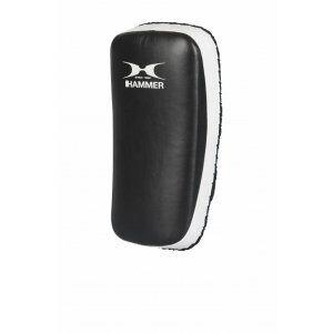 Hammer Boxing Leder Stootkussen Gebogen 40x19x11cm