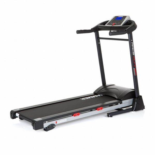 Hammer Fitness Race Runner 2000M loopband 132x43 cm
