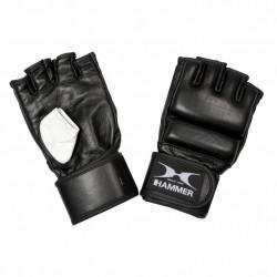 Hammer MMA Gloves Bokshandschoenen - Unisex - zwart - wedstrijden