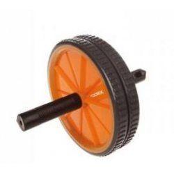 Dual Ab Wheel - Dubbele Trainingswiel Toorx