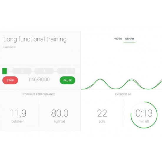 SlimBeam-Virtuele Training-Monitorhouder