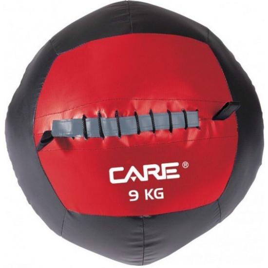 Wall Ball 4.5 en 9 kg Care Fitness