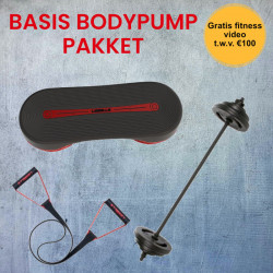 Basis BodyPump Pakket