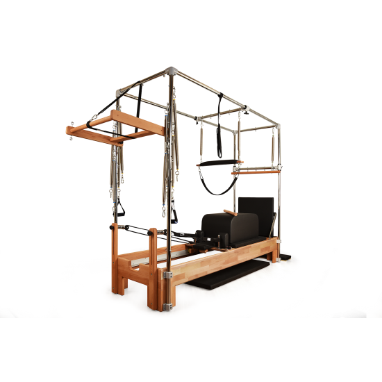 Private Pilates Combo Cadillac Reformer