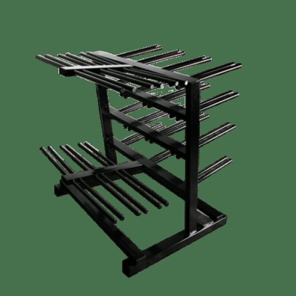Les Mills Smartbar rack voor 30 sets