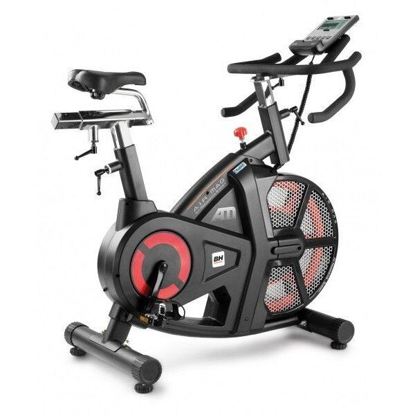 BH I.AIR MAG (semi-prof inzetbaar) HIIT indoor cycle met Bluetooth 4.0