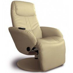 BH M111 CAPRI massagestoel Wit
