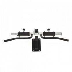 Toorx Chinning Bar BTM-R - Optrekstang Verstelbaar - Meerdere Grepen - 150 kg