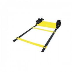 Toorx Loopladder - Speedladder - 4,5 meter - inclusief opbergtas