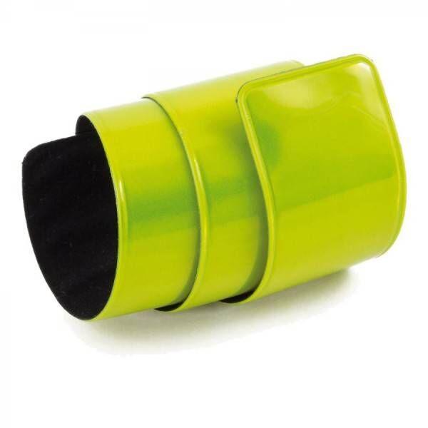 Toorx Veiligheidsband - Hardloop armband - Fluorgeel
