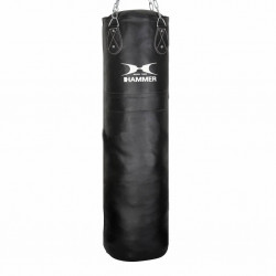 Hammer Bokszak Premium, Leder, 120x35 cm