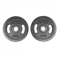 Hammer - Olympische Halterschijven - Gietijzer - per Paar2x 10 kg