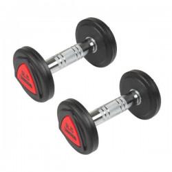 Hammer - PU Dumbbell - PRO - per paar2x 2.5kg