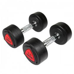 Hammer - PU Dumbbell - PRO - per paar2x 7,5 kg