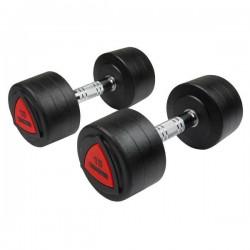 Hammer - PU Dumbbell - PRO - per paar2x 15kg