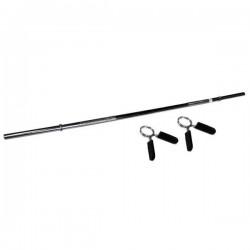 Hammer Halterstang 180 cm met sluitveren