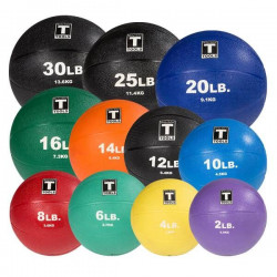 Body-Solid Medicine BallZwart - 11300 gram