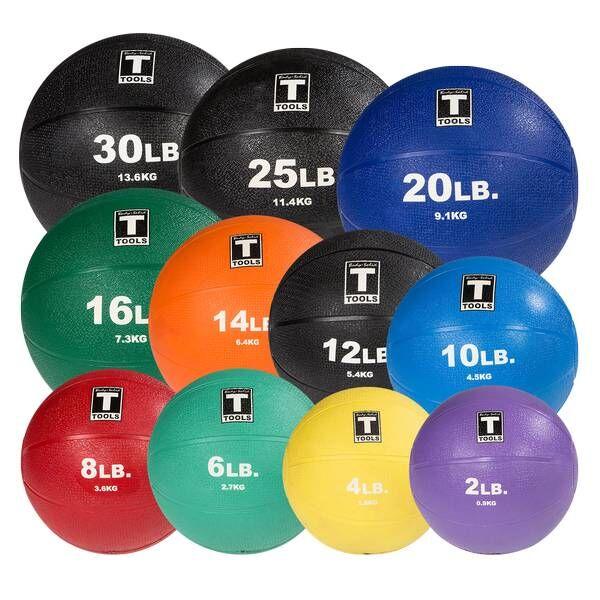 Body-Solid Medicine BallZwart - 11400 gram