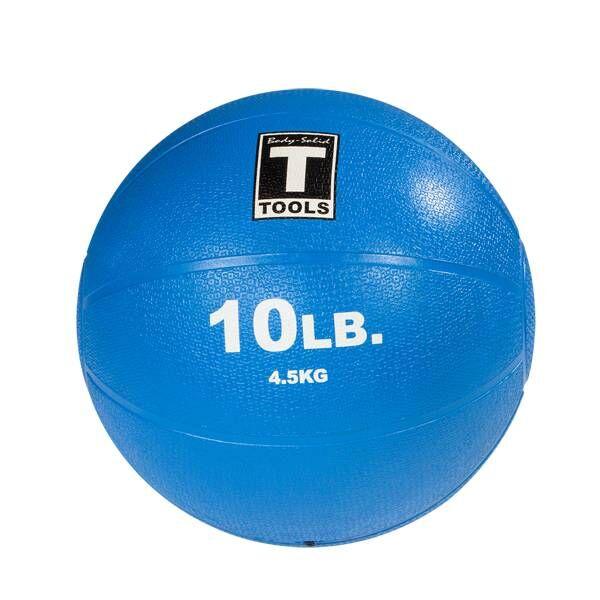 Body-Solid Medicine BallBlauw - 4500 gram