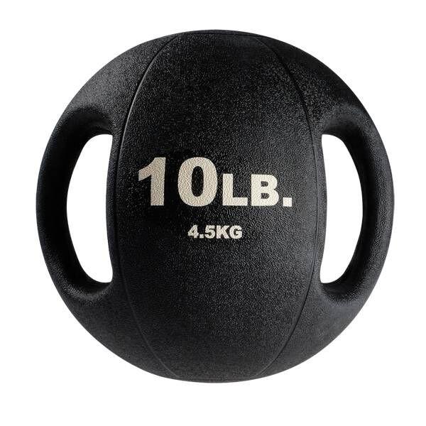 Body-Solid Medicine Ball - Dual Grip4500 gram
