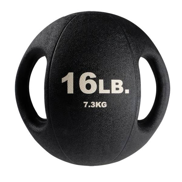 Body-Solid Medicine Ball - Dual Grip7300 gram
