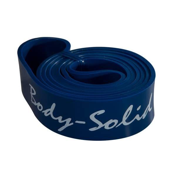 Body-Solid - Power Band - WeerstandsbandBlue - Heavy