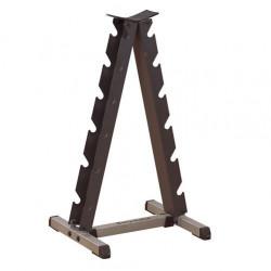 Body-Solid Vertical Dumbbell Rack voor 6 paar dumbbells