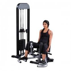 Body-Solid INNER-OUTER THIGH met 95 kg gewichtstapel