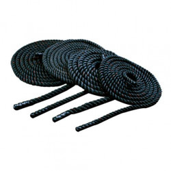 Body-Solid Battle Rope - Fitness Rope - Crossfit rope - Fitness  touw 1524 cm x Ø38mm/11 kg