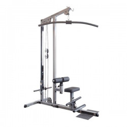 Body-Solid plate loaded lat machine GLM83
