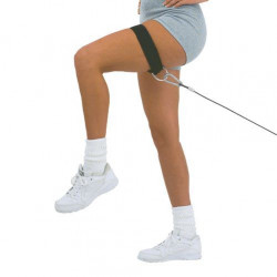 Body-Solid Combo Thigh Ankle Strap TS31