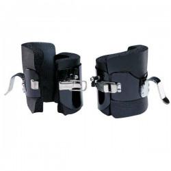 Body Solid - Gravity Boots - 2 stuks - Zwart