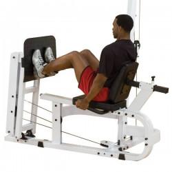 Body-Solid Leg Press Option voor EXM4000S LP40S