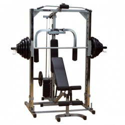 Powerline PSM1442XS Smith Machine Full Package