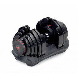 Bowflex SelectTech 1090i - 40.8 kg - Verstelbare dumbbell - per stuk
